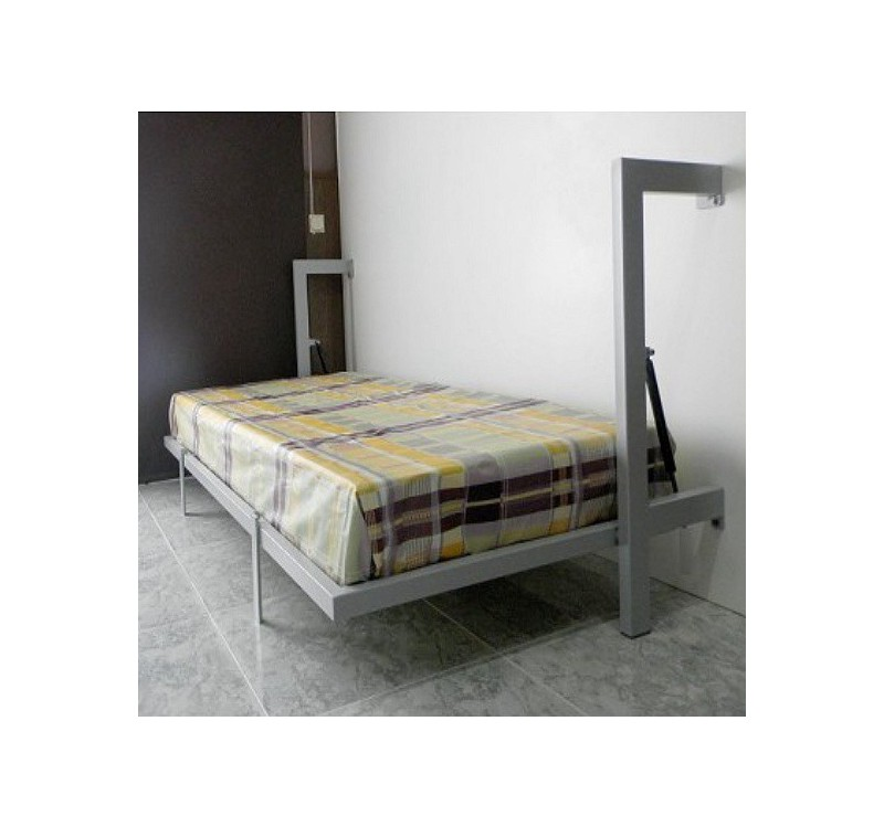 Hacer una cama abatible awesome litera abatible - Construir cama abatible ...