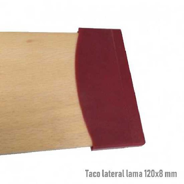 Taco lateral lama de 120 mm