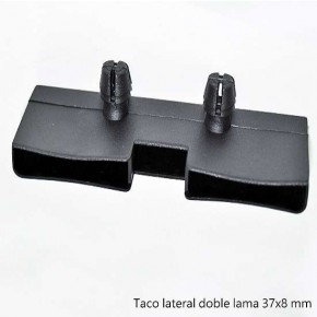 Taco lateral doble lama 37 -R10