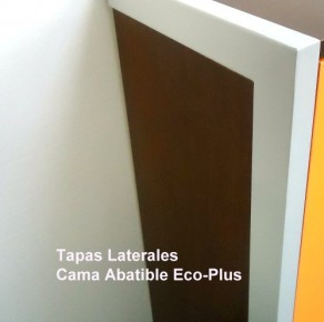 Tapas laterales cama abatible Eco-Plus